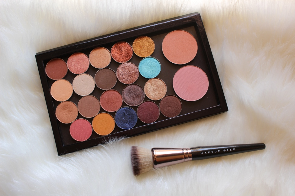 Makeup Geek: Swatches & Review